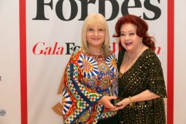 The most influential women, awarded during the Gala Forbes Woman 2016