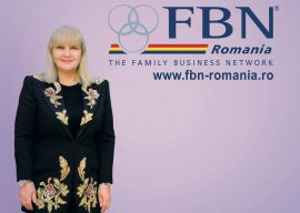 Anca Vlad, president of Fildas-Catena, has been elected in the European Family Business Board