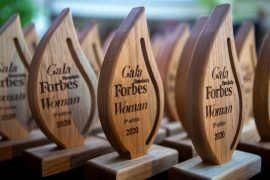 The most influential women in Romania have been awarded during the Forbes Woman Gala in 2020